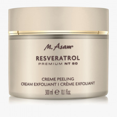 RESVERATROL PREMIUM NT50 Creme Peeling 300 ml