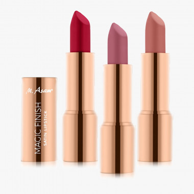 MAGIC FINISH Satin Lipstick 4 g