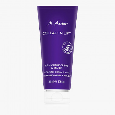 COLLAGEN LIFT Reinigungscreme & Maske 200 ml