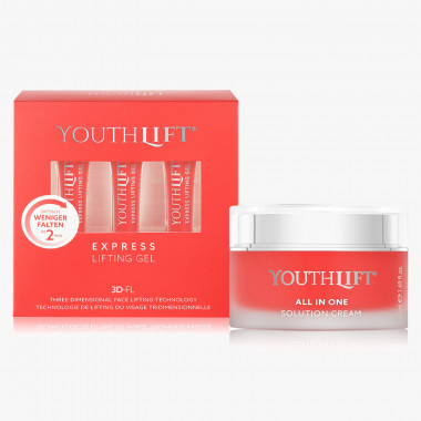 Youthlift All in one Solution Cream & Express Lifting Gel, Set 2-tlg.