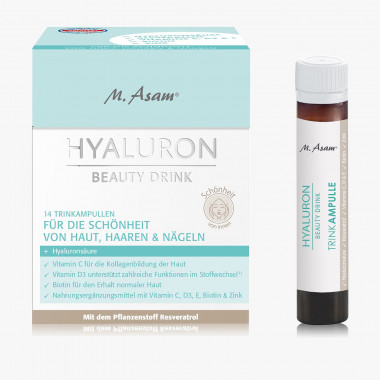 HYALURON Beauty Drink 14x 25 ml