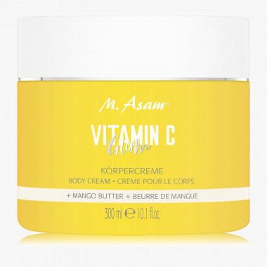 VITAMIN C Glam Körpercreme 300 ml