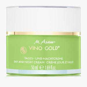 VINO GOLD® Tages- und Nachtcreme 50 ml