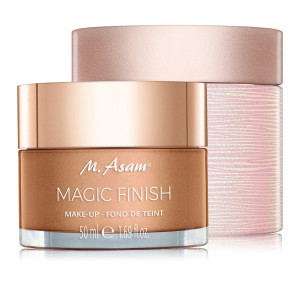 MAGIC FINISH make-up Mousse 50ml mit Schmuckschatulle