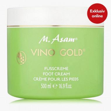 VINO GOLD® Fusscreme 500 ml