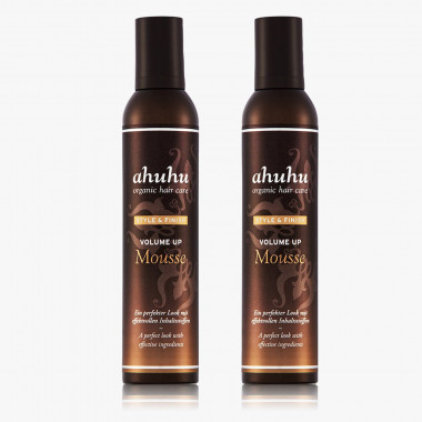 STYLE & FINISH ULTIMATE Volume Up Mousse Duo 2x 300 ml