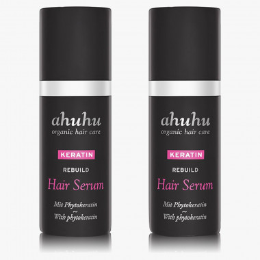 KERATIN Rebuild Haar Serum Duo 2x 30 ml