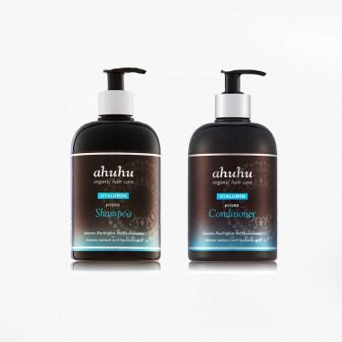 HYALURON Hydro Shampoo und Conditioner Set, 2-teilig