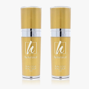 PURE GOLD Rich Lifting Serum Duo 2x 30 ml