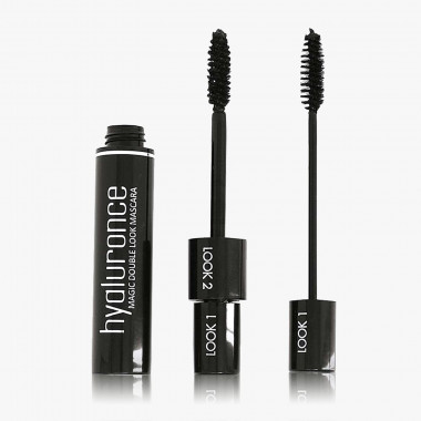 Double Look Augen-Mascara Duo 2x 7,5 ml