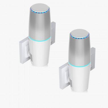 Tragbarer Luftreiniger Purize UV Aktiv Duo
