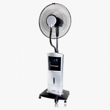 Standventilator inkl. Sprühnebel, Ionisator & Anti-Mücken-Funktion