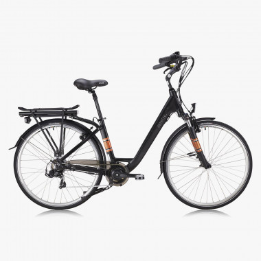 Zenith E-Bike Urban Deluxe ZCL °01 Schwarz