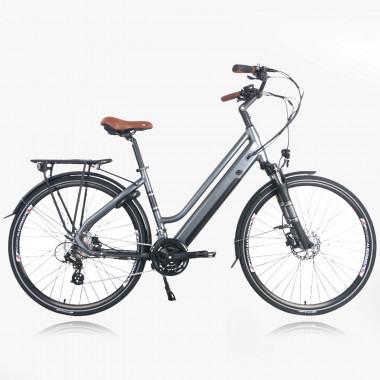 Zenith E-Bike Classic Deluxe Plus ZCL °02 Anthrazit