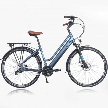 Zenith E-Bike Classic Deluxe Plus ZCL °02 Mitternachtsblau