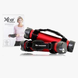 XCO-Trainer Premium Set mit DVD