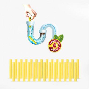 Abfluss- & Rohr Sticks, 27 Stück