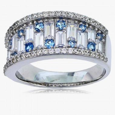 Ring Concave 925er Silber