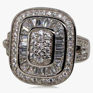 Ring Kamelia 925er Silber