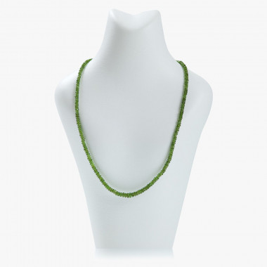 Collier Chromdiopsid