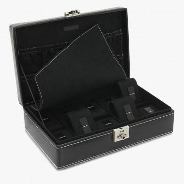 Echtleder-Uhrenkoffer London