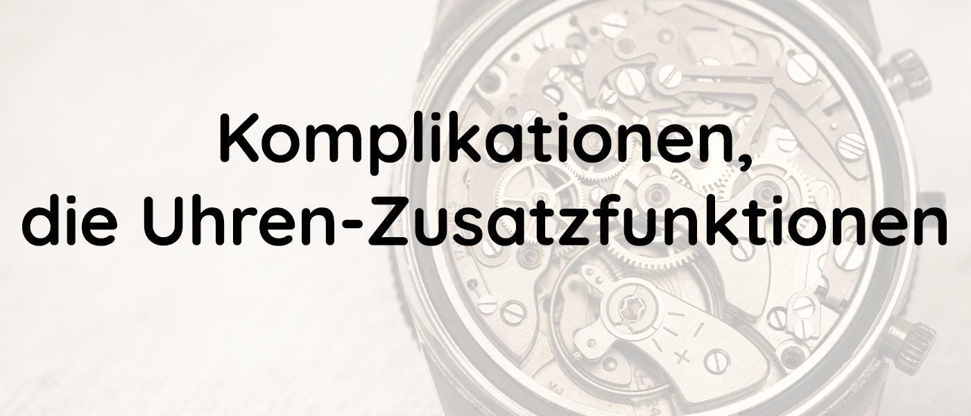 Komplikationen
